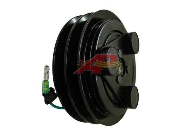 600-6691 - Compressor Clutch - Seltec TM08 / TM13 / TM15 / TM16, 2 Grooves, 24v