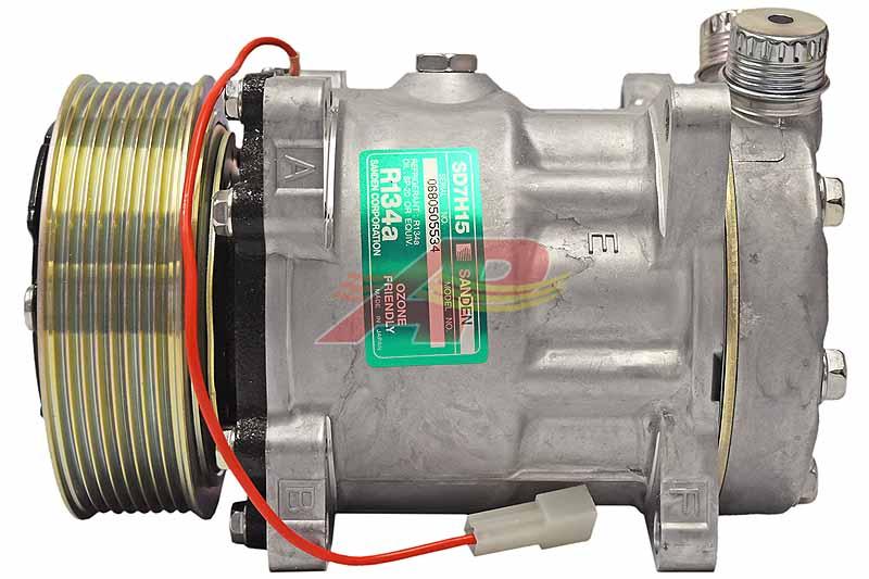 509-583 - Compressor Original - Sanden SD7H15, 12v