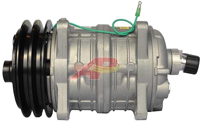 506-7794H - Compressor Original - Seltec TM-15HD, 2 Grooves, 24v