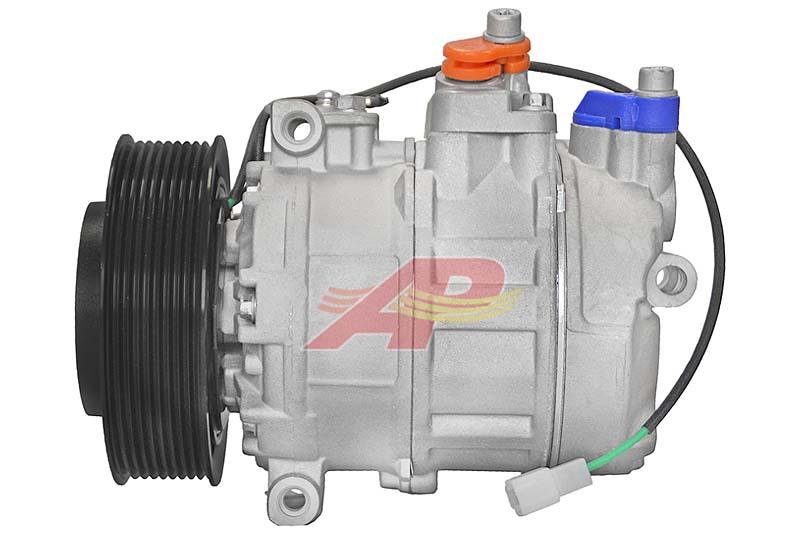 503-29643 - Compressor Aftermarket - Denso 7SBU16C, 9 Grooves, 24v