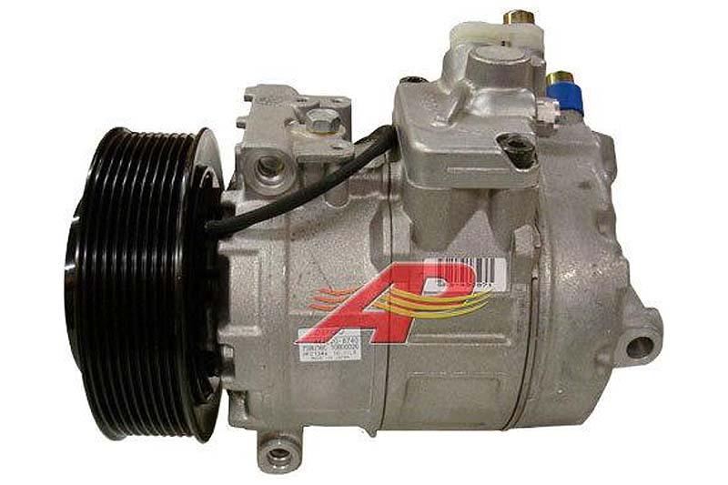 503-2903 - Compressor Aftermarket - Denso 7SBU16C, 9 Grooves, 12v