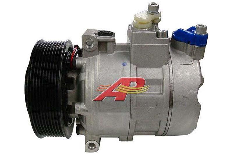 503-2963 - Compressor Aftermarket - Denso 7SBU16C, 9 Grooves, 12v