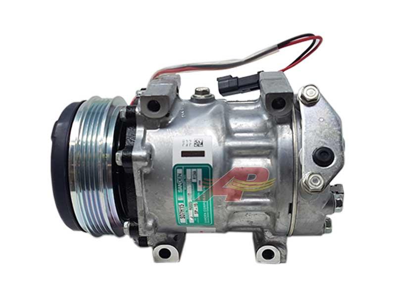 509-6386 - Compressor Original - Sanden SD7H15, 12v