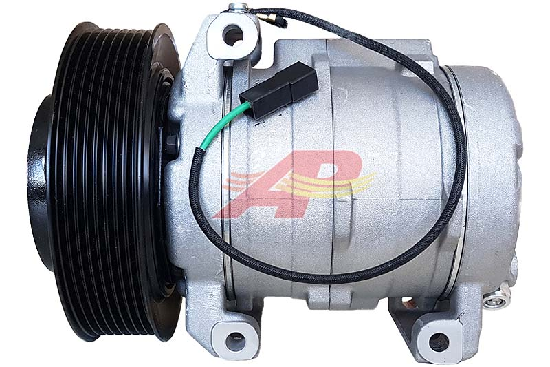 503-12683 - Compressor Aftermarket - Denso 10S15C, 8 Grooves, 24v