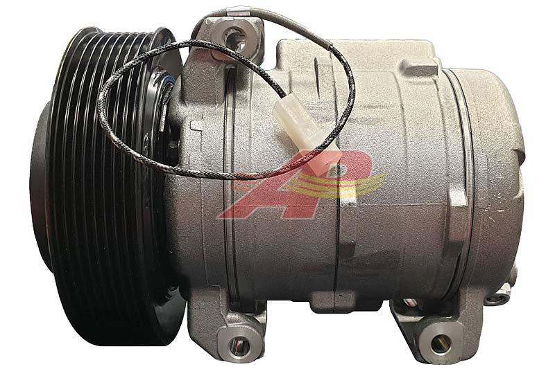 503-1268 - Compressor Original - Denso 10S15C, 8 Grooves, 24v