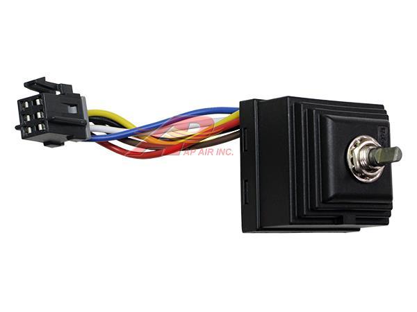 205-1202 - Rotary Wiper Switch
