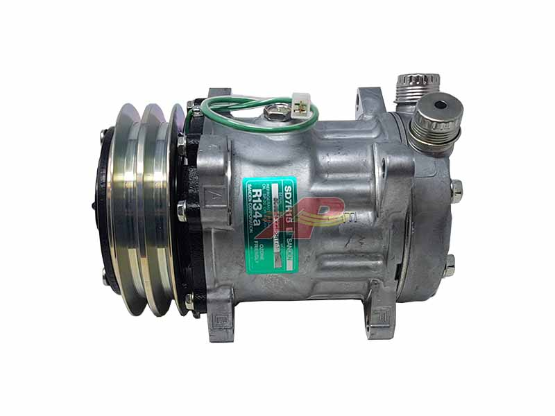509-7872 - Compressor Original - Sanden SD7H15, 24v