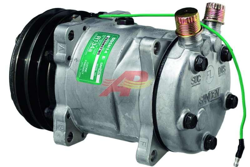 509-436 - Compressor Original - Sanden SD5H14, 24v