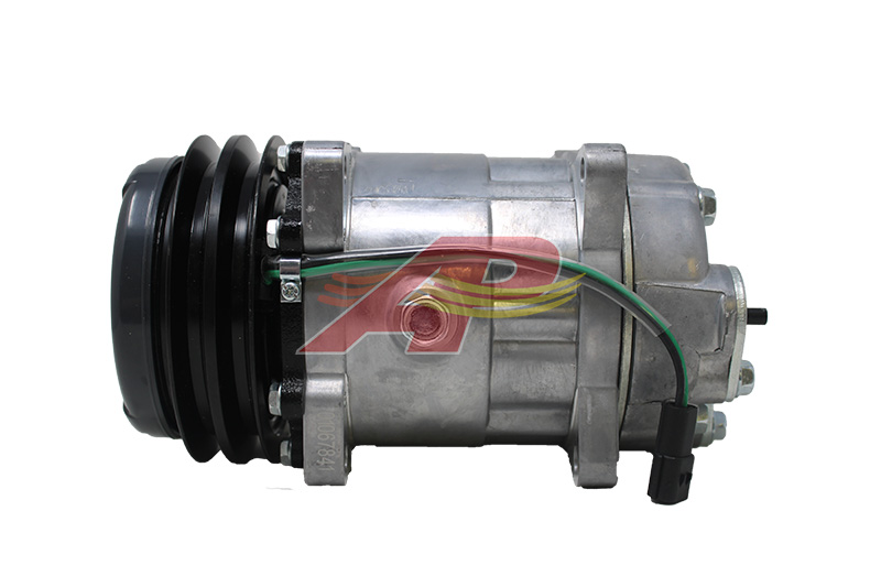 509-61553 - Compressor Aftermarket - Sanden SD7H15, 24v, *** Coil With Double Wire ***