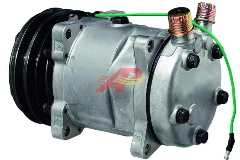 509-4363 - Compressor Aftermarket - Sanden SD5H14, 24v