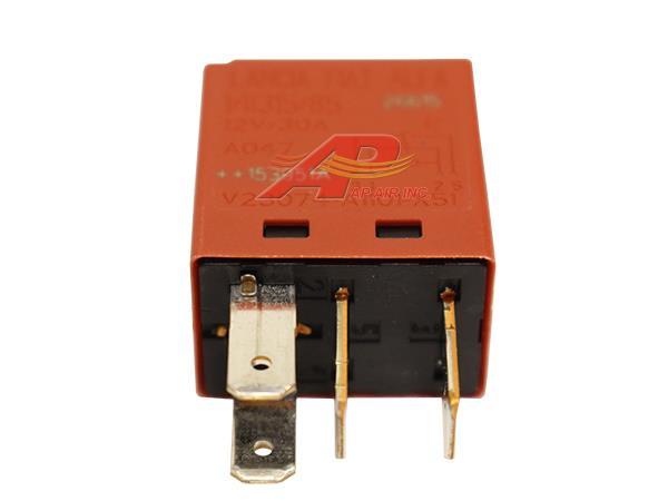 550-254 - 12 Volt Relay, 30 Amp Micro Relay, 4 Terminals