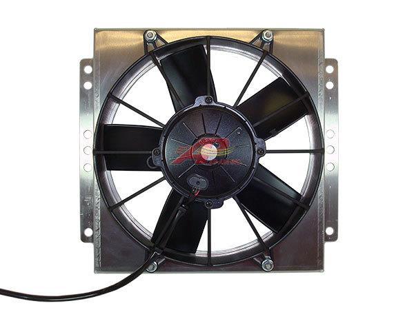 FA101469-24K - Condenser Fan Spal - 255mm (Ø Blades)