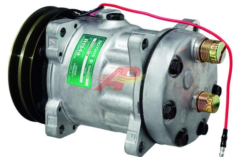 509-5501 - Compressor Original - Sanden SD7H15, 12v