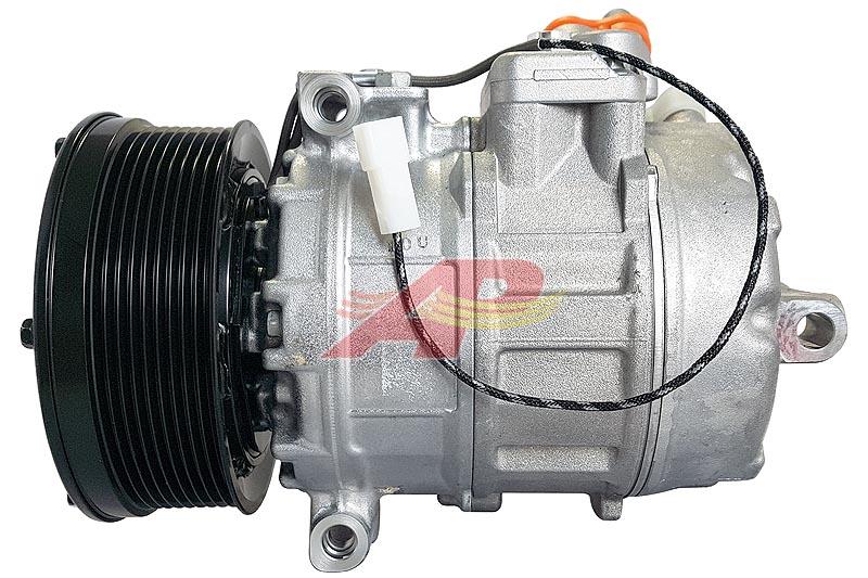 503-290 - Compressor Original - Denso 7SBU16C, 9 Grooves, 12v