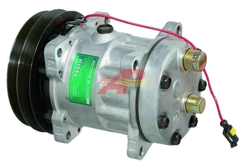 509-5505 - Compressor Original - Sanden SD7H15, 12v