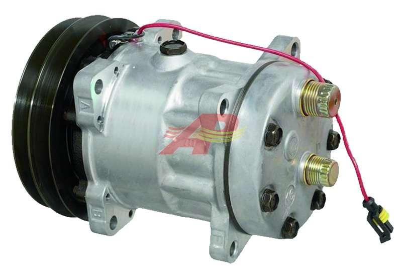 509-55053 - Compressor Aftermarket - Sanden SD7H15, 12v